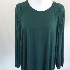 A New Day Green Sweater